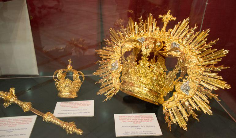 Estás son algunas de las piezas que se mostraron en anteriores exposiciones