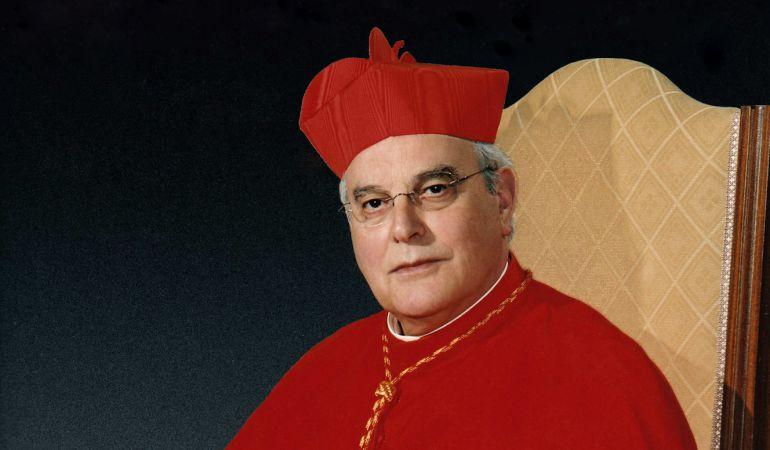 El cardenal Fray Carlos Amigo Vallejo, arzobispo emérito de Sevilla