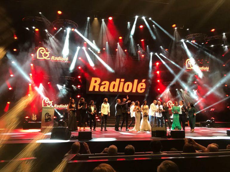 Música y emoción en la Gala Radiolé
