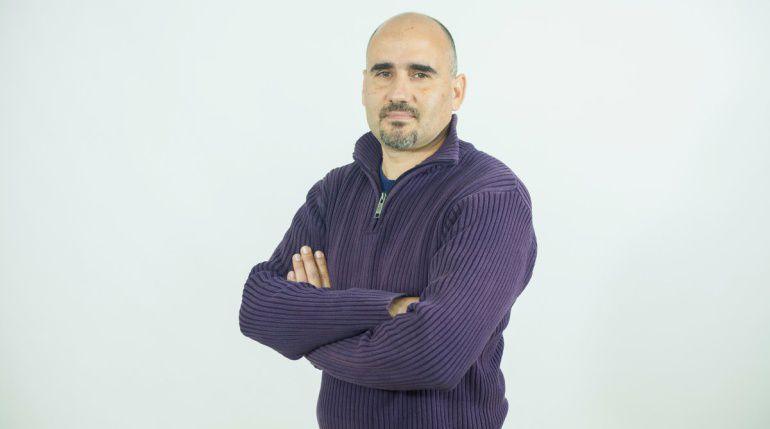 David Rodríguez, el hasta ahora coordinador de EUPV