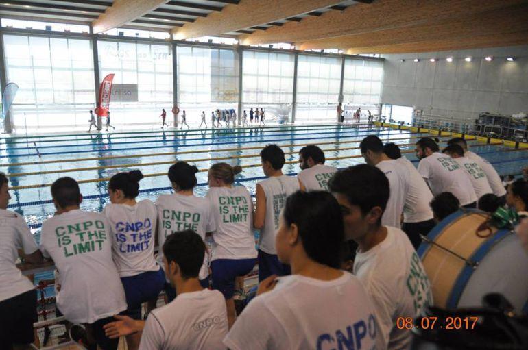 Buena jornada par los infantiles del CNPO, en la primera joranada de la liga disputada en Monforte