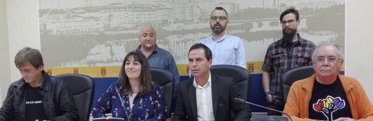 Presentación acto presos políticos