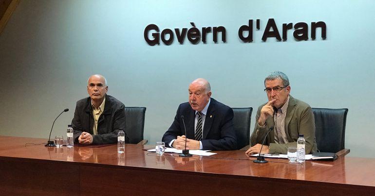 Aran exigeix que la intervenció de la Generalitat no afecti a l'autogovern aranès: Aran exigeix que la intervenció de la Generalitat no afecti a l'autogovern aranès