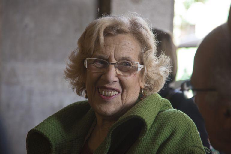 Manuela Carmena en una foto de archivo