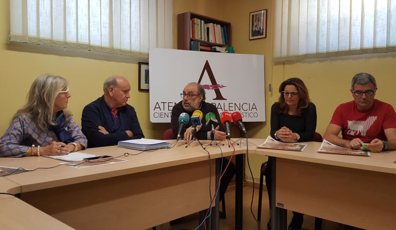 El Ateneo de Palencia presenta sus próximas actividades culturales
