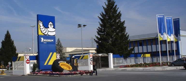 Michelin cuenta con dos factorías en Castilla y León ubicadas en Aranda de Duero y Valladolid