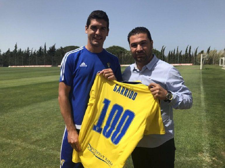 Garrido podrá seguir sumando partidos con la camiseta amarilla