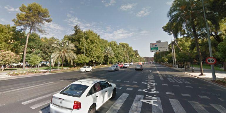 Avenida Conde de Vallellano