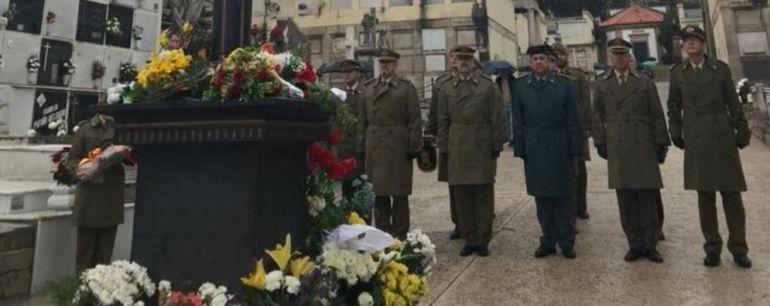 Acto de conmemoración del Día de los Caídos por la Patria