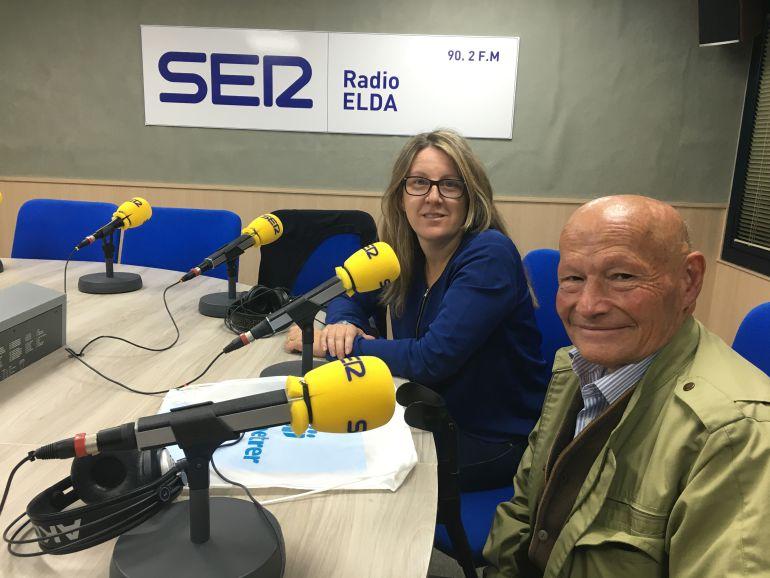 Noya y Tercero en Radio Elda Cadena SER