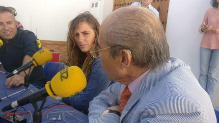 Amalia del Pino y Juan Robles