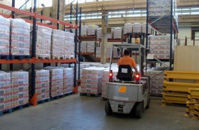 Decrece por segundo año la demanda de ayuda al Banco de Alimentos de Sevilla