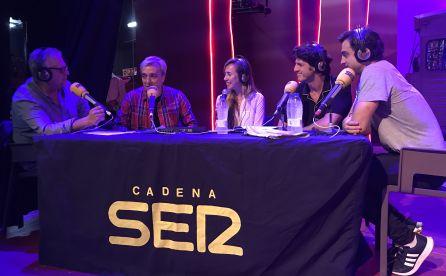 Armando Pita, Jaime Zatarin, Christian Escuredo, protagonistas de Priscilla