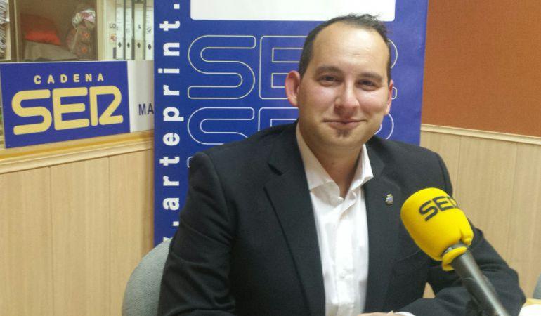 Serafín Faraldos es alcalde de Valdemoro desde el pasado mes de julio, tras la moción de censura a Ciudadanos.