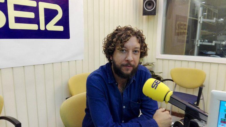 Pepe del Morao, en Radio Jerez