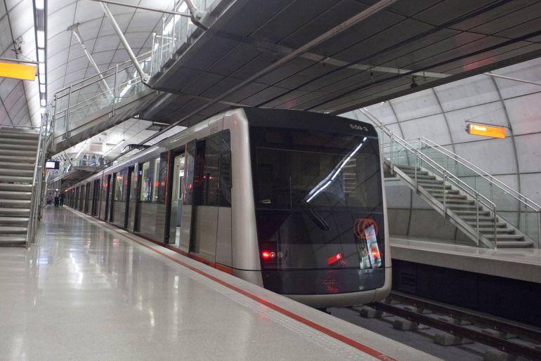 Dos muertos esta mañana en Metro Bilbao