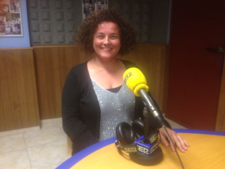 Carmen Boned, gerente de APNEEF