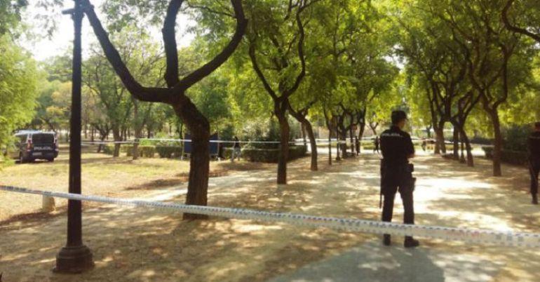 Detenido el violador de la mujer asesinada en el Parque Amate