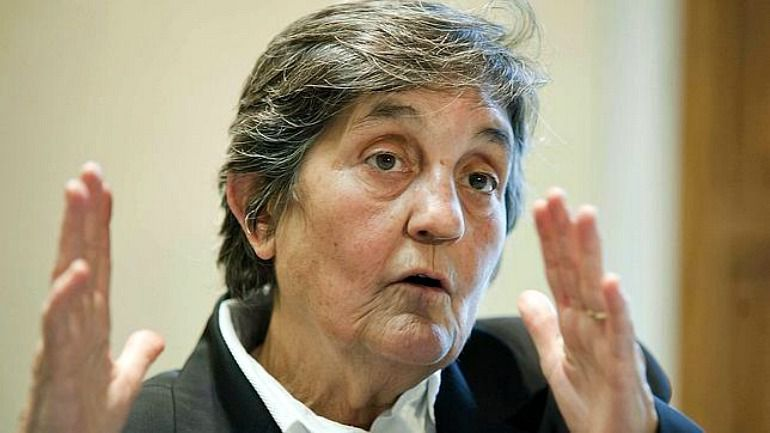 Imagen de Blanca Estrella Ruiz, presidenta de la Asociación Clara Campoamor