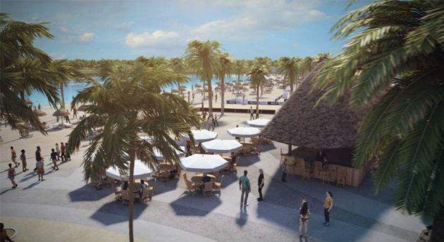 El grupo Rayet construirá en Alovera la mayor playa artificial de Europa con la empresa Crystal Lagoons: Rayet anuncia en Alovera la mayor playa artificial de Europa