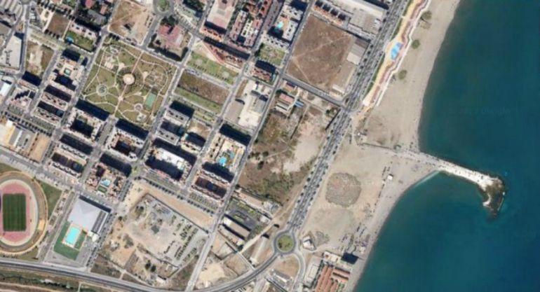 Zona de la Térmica (Málaga)