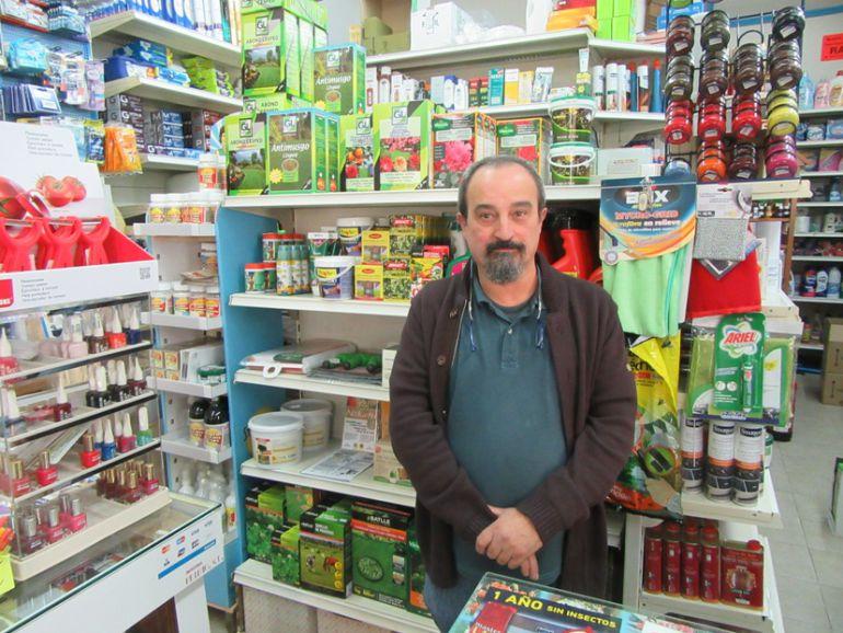Droguería Prieto, premio 'Compra en Tu barrio de Ecobierzo'