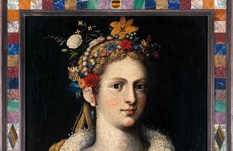 Arcimboldo las flores y la primavera: La Primavera llega al Museo de Bellas Artes