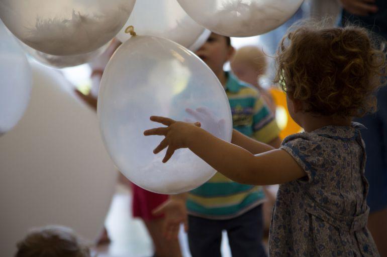 Niños participan en actividades del Museo CajaGRANADA