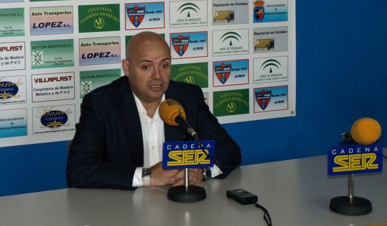 """Tercera División: """"Desde el primer segundo no pude realizar mis funciones como entrenador"""""""