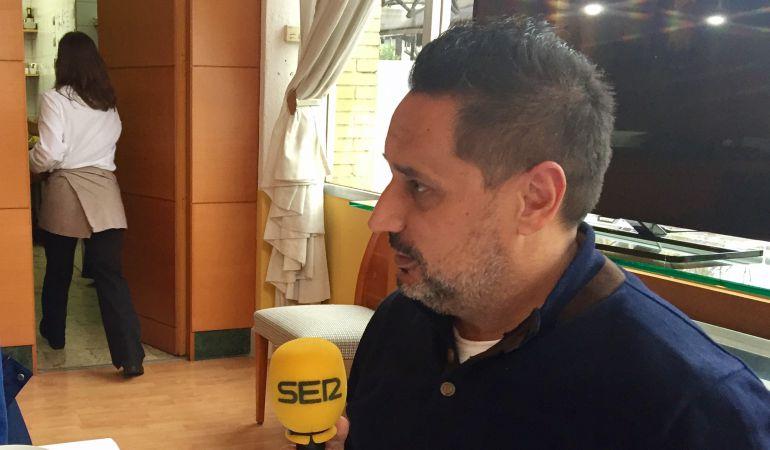 """Tercera División: Santana: """"Candi no ha sabido adaptarse a las condiciones del grupo inversor"""""""