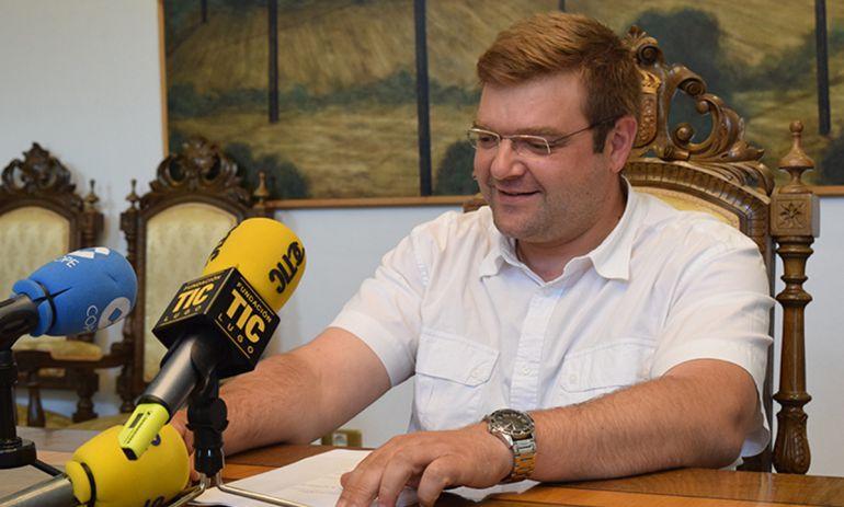 Álvaro Santos quiere un encuentro comarcal de militantes en el PSdeG de Lugo