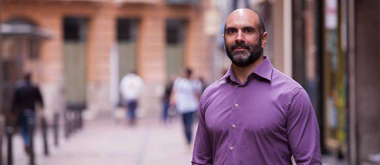 Ricardo López, procurador de Podemos por Palencia