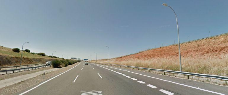 Imagen de la A-62. Google Maps.