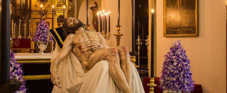 Cristo de la Caridad de Santa Marta