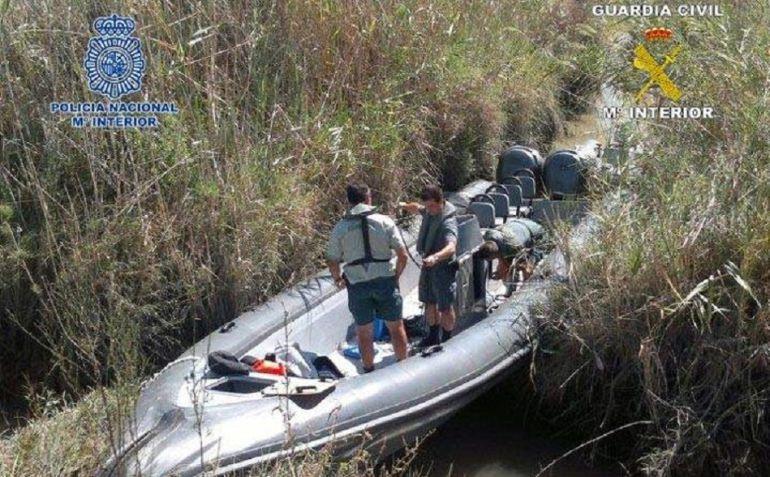 23 detenidos en una macro operación contra el narcotráfico en el Aljarafe