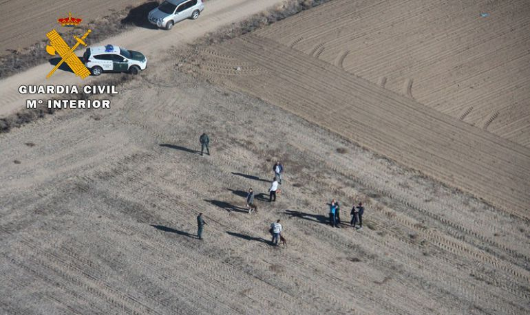 La Guardia Civil continúa con su lucha contra los furtivos y los robos de galgos