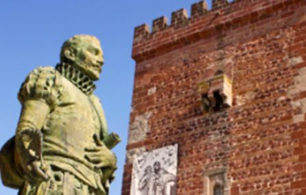 Alcázar de San Juan siempre ha defendido que su Miguel de Cervantes es el autor de El Quijote