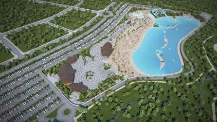 """El presidente de Rayet asegura que el proyecto Alovera Beach es """"realista, sostenible y en un suelo apto para hacerlo"""": Abánades: """"La playa de Alovera es un proyecto realista, sostenible y en un suelo apto para hacerlo"""""""