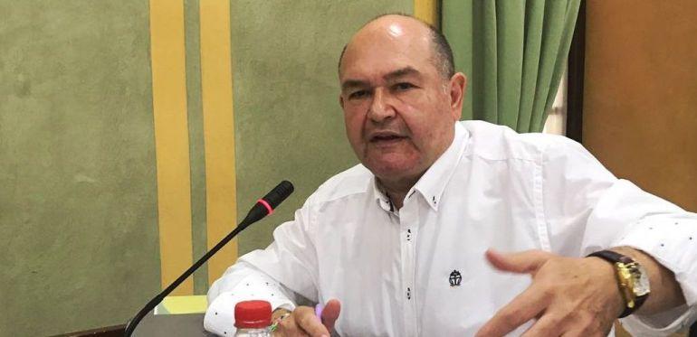 Málaga, política, Antonio Garrido, ictus: Antonio Garrido, ingresado tras sufrir un ictus