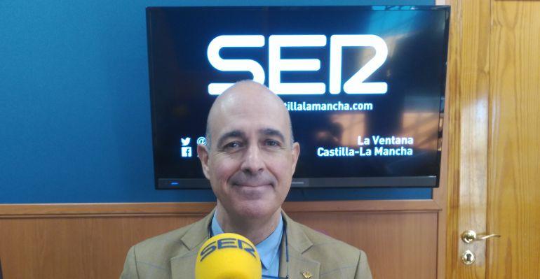 Vicente Muñoz, gerente de 'Fundación Caja Rural Castilla-La Mancha'