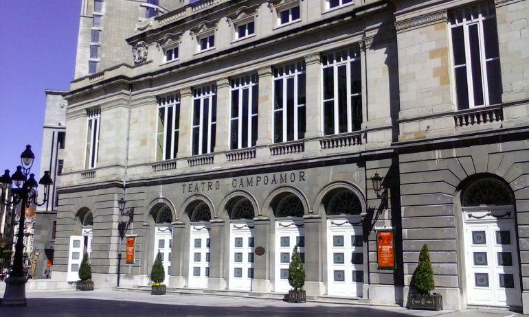Teatro Campoamor de Oviedo, sede de la temporada de Ópera