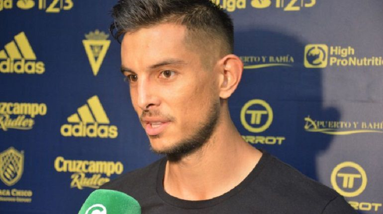 Marcos Mauro vuelve a estar disponible