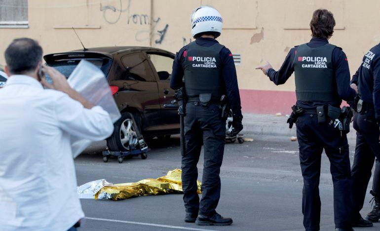 No se descartan más implicados en el tiroteo del Barrio de Las Seiscientas