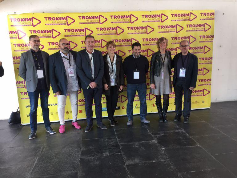 La Fira Valenciana de la Música Trovam abre sus puertas en el Auditori