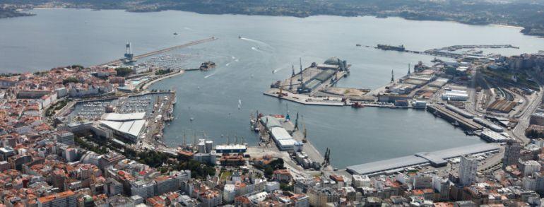 Puerto urbano