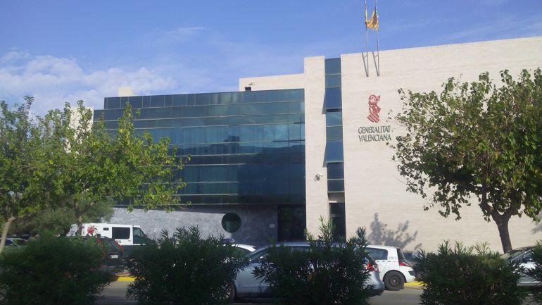 Palacio de Justicia de Dénia.