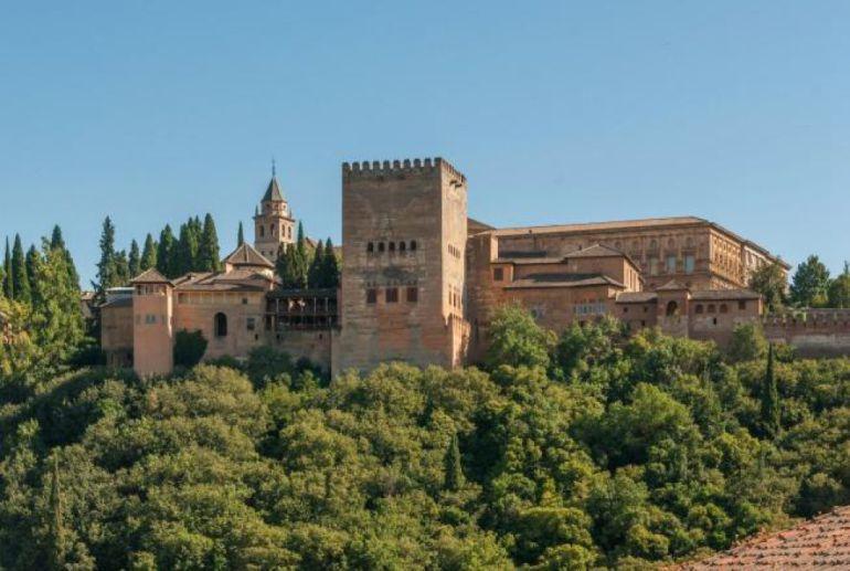 La Alhambra, símbolo de Granada