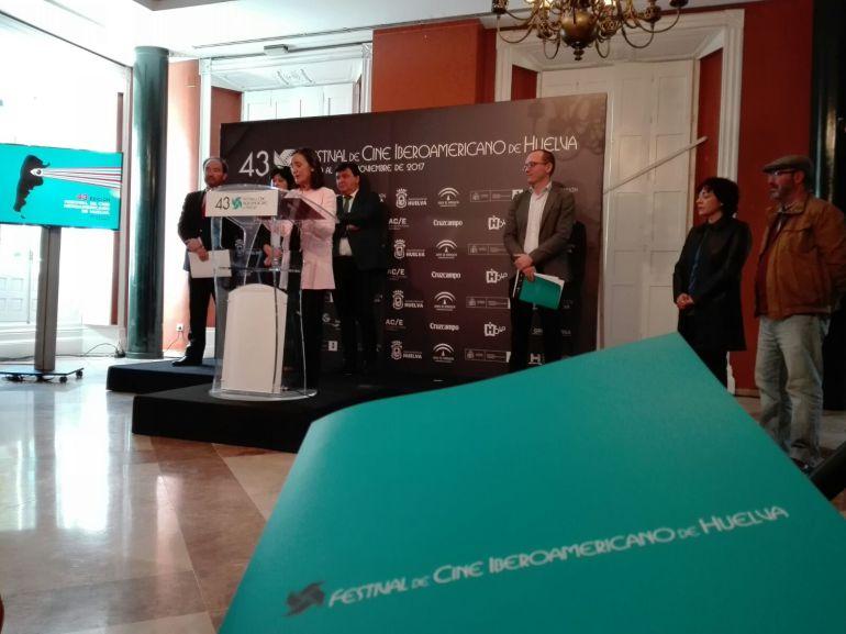 Cuenta atrás para el Festival de Cine Iberoamericano de Huelva: Este viernes alza el telón el 43 Festival de Cine Iberoamericano de Huelva
