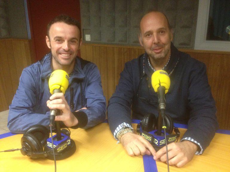 José Miguel Bonet y Antonio Beneyto