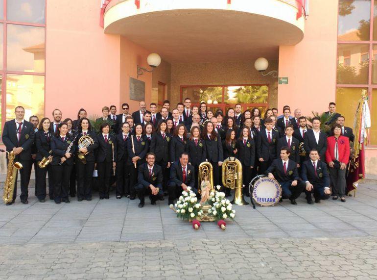 Agrupació Musical Cultural de Teulada.